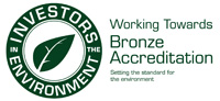 Bronze accreditation