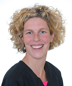 Nele Van den Steen - Co-Clinical Director