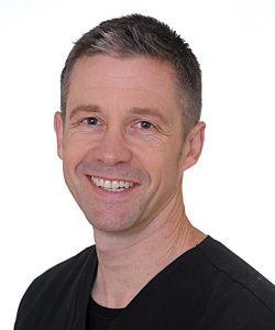 Tom Cardy - Co-Clinical Director