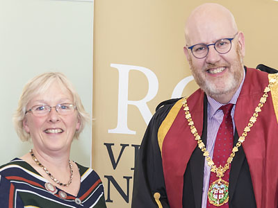 RCVS Recognition For Long-Serving - Deborah
