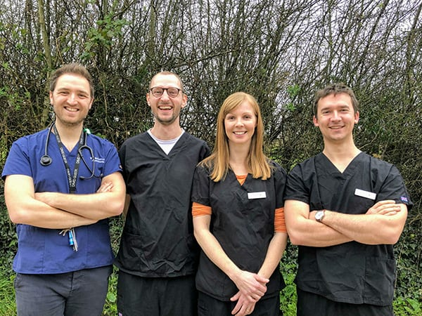 Four new specialists