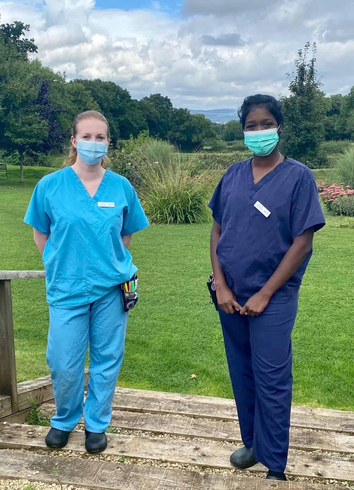 Cave PRP nurses