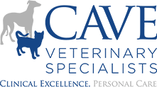 Cave Veterinary Specialists logo